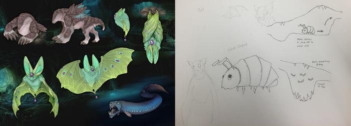 CaveCreatures1