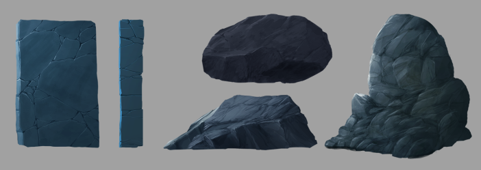 Some rock concepts.